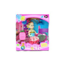 Bambolina dolly set gr 5 pz 1