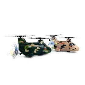 Transporter helicopter con caramelle a forma di cuore - 5gr