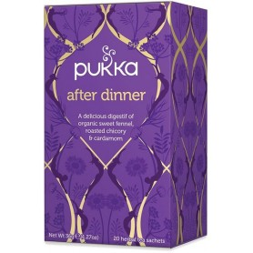 Infuso pukka after dinner 20 filtri gr.36
