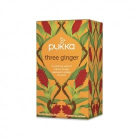 Infuso pukka three ginger 20 filtri gr.36