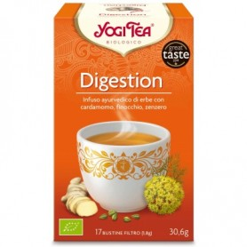 Yogi tea digestion biologico g.30,6