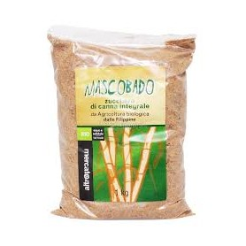 Zucchero di canna integrale light muscovado gr.500