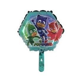 Pj masks pallone mylar mini shape