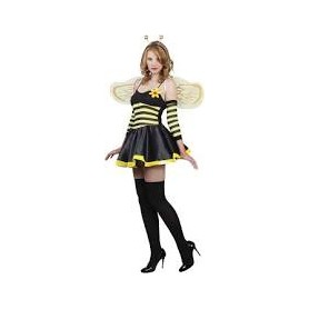 Costume carnevale donna bumblebee 36-38