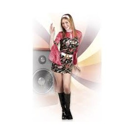 Costume carnevale donna party chick 40-42