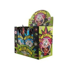 Pop explosion popping candy 15 gr