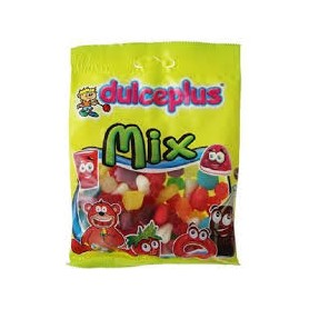 Caramelle gommose mini mix lucido 100 gr