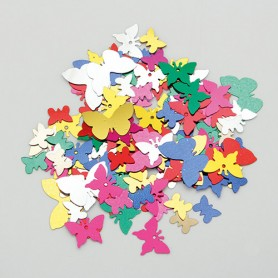 Confetti party farfalle multicolor 14 gr