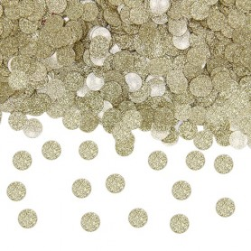 Confetti party glitter oro 20 gr