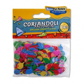 Confetti party palloncini multicolor 14 gr