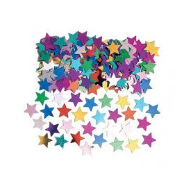 Confetti party stelle multicolor 14 gr