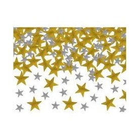 Confetti party stelle oro 14 gr
