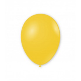 Palloncini lattice tondo giallo cm 30 x 12 100 pz
