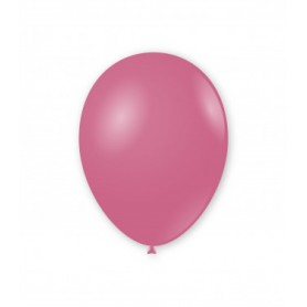 Palloncini lattice tondo rosa cm 30 x 12 100 pz