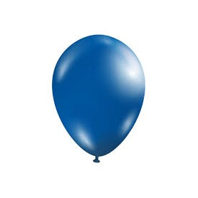Palloncini lattice blu 12 pollici 10 pz