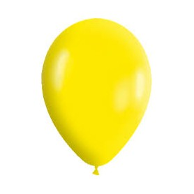 Palloncini lattice giallo 12 pollici 10 pz