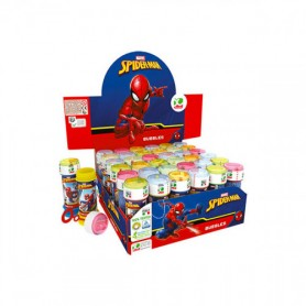 Spiderman BOLLE DI SAPONE SPIDERMAN PZ.1 ML.60 CM.11.5 X DIAM.CM.4