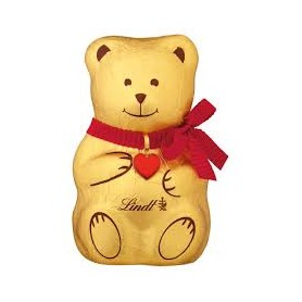 Lindt orsetto latte g.100