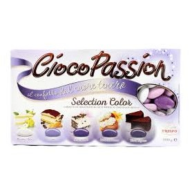 Confetti cioco passion selection color lilla 1 kg