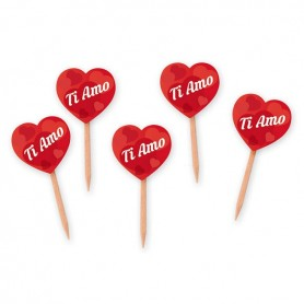 Candeline picks I love you cm.7