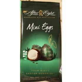 After eight mini eggs g.153