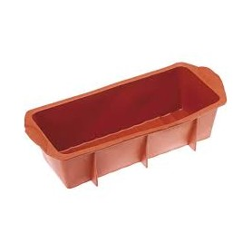 Forma in silicone plumcake D.280X105