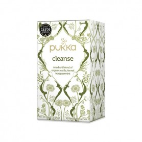 Infuso pukka cleanse 20 filtri gr.36