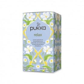 Infuso pukka relax 20 filtri gr.40