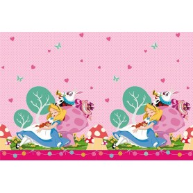 Alice in wonderland Tovaglia 180x120 cm 1 pz