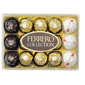 Ferrero collection T15 g.172