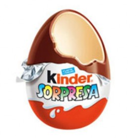 Kinder sorpresa femmina