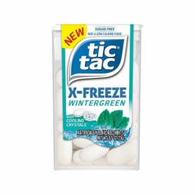 TicTac x freeze 18gr