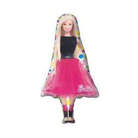 Barbie palloncino supershape